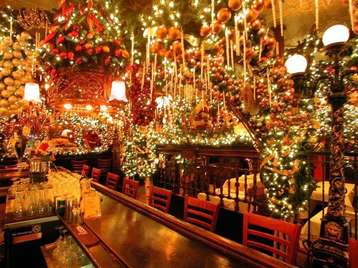 Rolfs Bar and Restaurant | for a charming and festive dinner visit rolf s bar restaurant german ...