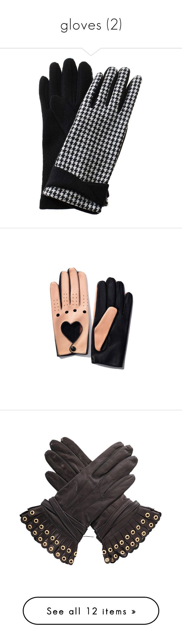 Driving gloves for arthritic hands -  Gloves 2 By Bonadea007 Liked On Polyvore Featuring Gloves Accessories