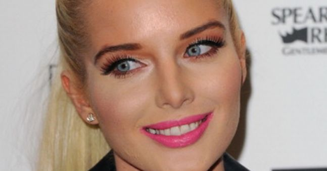 Helen Flanagan Shows Off Baby Bump on Instagram