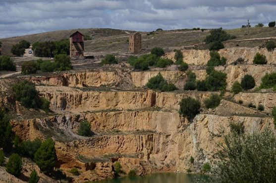 Old Copper Mine in Burra. Another great, historic, place to visi