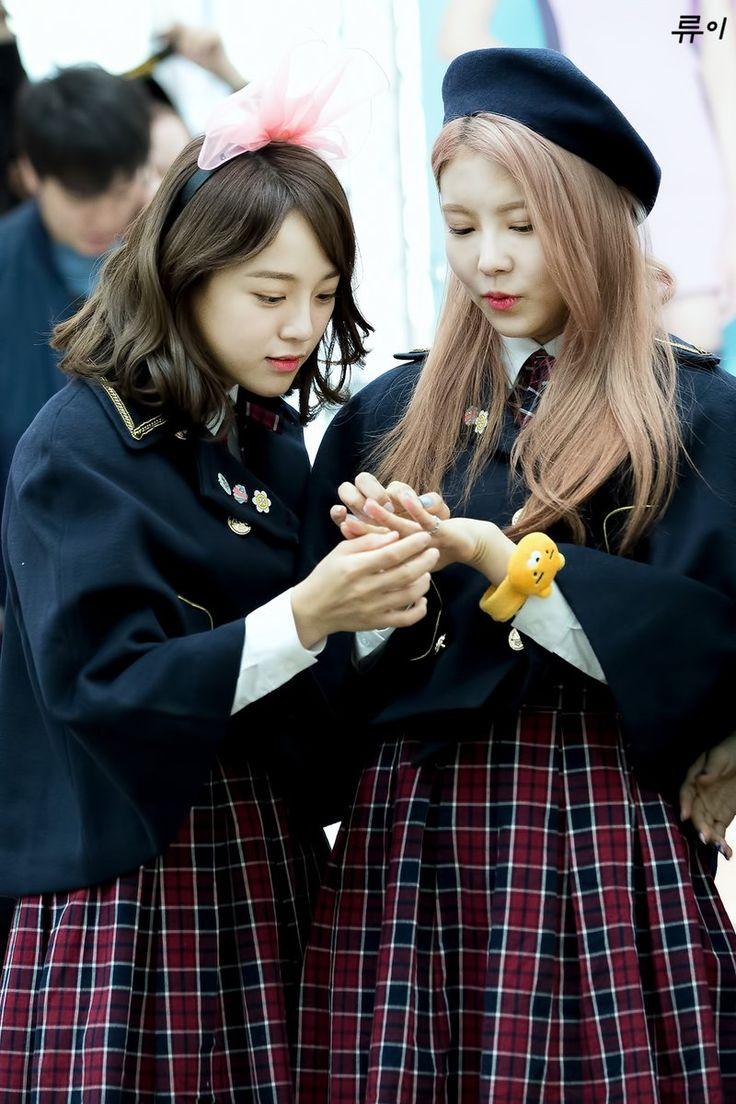 #Sejeong #Nayoung #gugudan #i.o.i