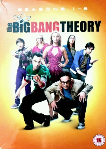 The big bang #theory dvd box set #complete #seasons 1-5,  View more on the LINK: http://www.zeppy.io/product/gb/2/182026989222/