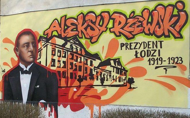 mural ul ogrodowa w Łódzi - Szukaj w Google