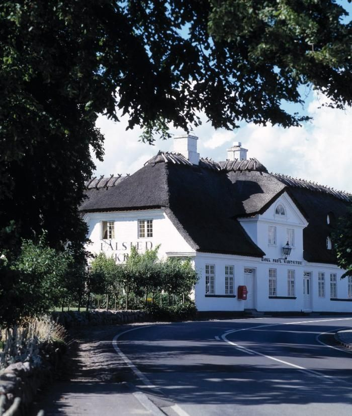 Destinations | Falsled Kro Inn: Denmark - DustJacket Attic