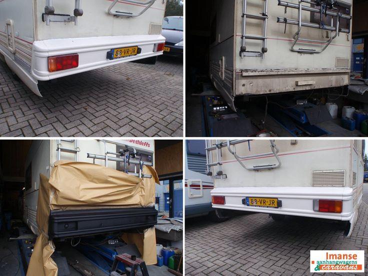 Heb jij schade aan je caravan? Wij repareren schade aan jouw 'sleurhut' in samenwerking met NKC. Eén van de voordelen is dat jouw eigen risico verlaagd wordt met € 175 :-) Breng je Caravan langs bij Imanse, de specialist in schadereparaties aan caravans!