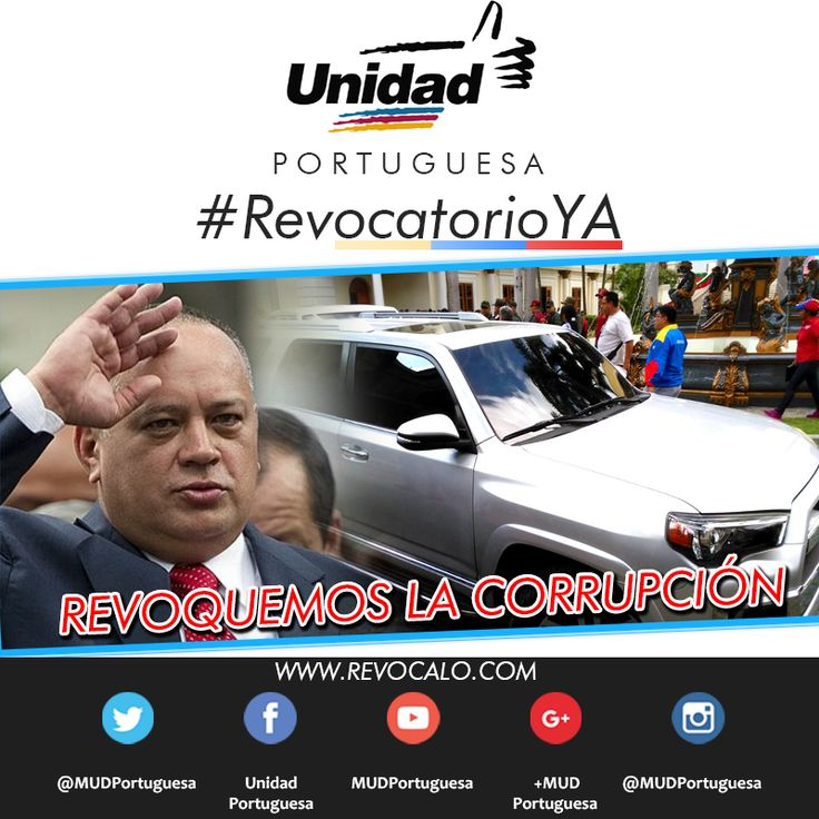 Referendo revocatorio al gobierno de Nicolás Maduro, impulsado por Henrique Capriles Radonski y la Unidad
