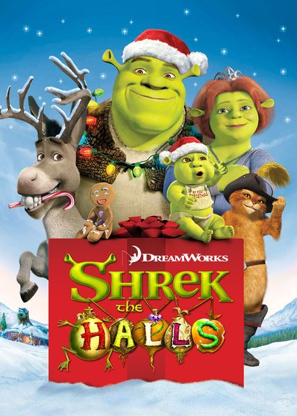 Information page about 'DreamWorks Shrek the Halls' (starring Eddie Murphy, Mike Myers, Cameron Diaz and more) on Canadian Netflix :: from MaFt's New On Netflix Canada