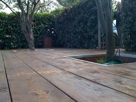 Multi Services Var: Terrasse en bois de coffrage