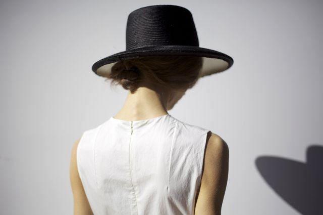 Georgia O'Keeffe's Parson's Hat