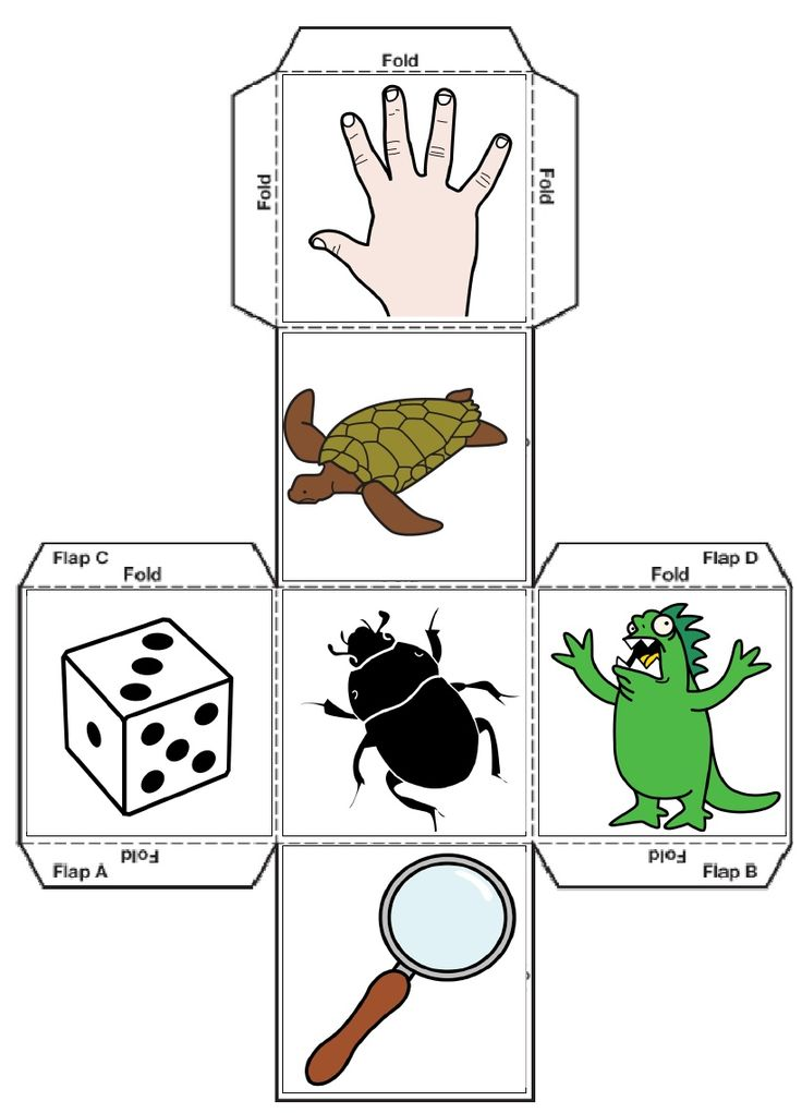 Story Cubes 1 | Scribd