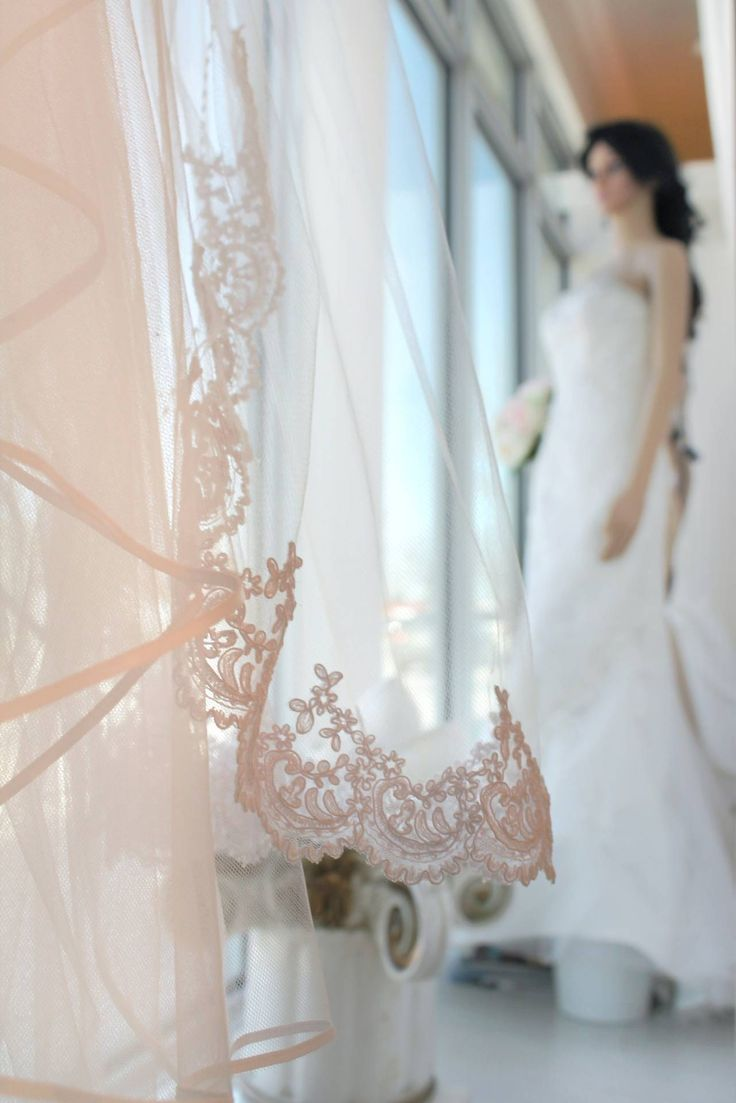 Lovely details of lace