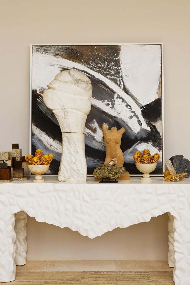 Interior art & decor /Kelly Wearstler commercial