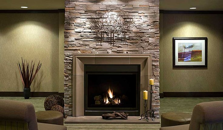 Beautiful design made simple - Cool contemporary fireplace design ideas adding warmth in style ...