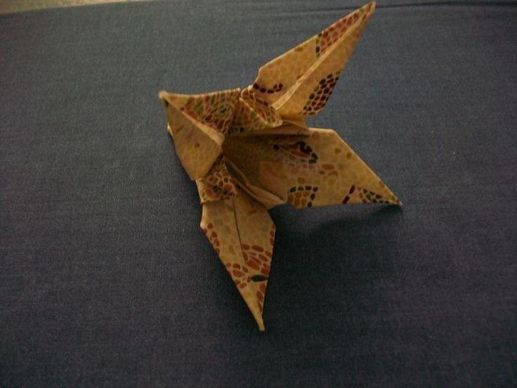 Fabric Origami Flower Instructions [Slideshow]