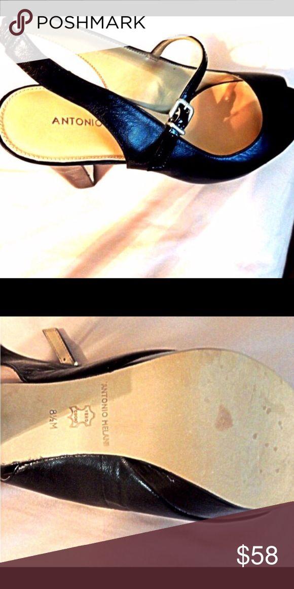 Antonio Melani shoes Antonio Melani shoes size 8.5. Worn once ANTONIO MELANI Shoes Heels