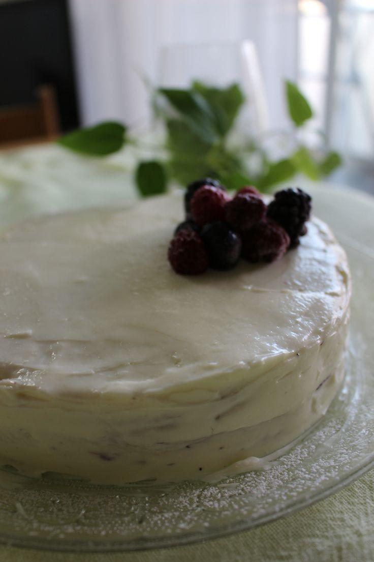 ベリーのケーキイッチ