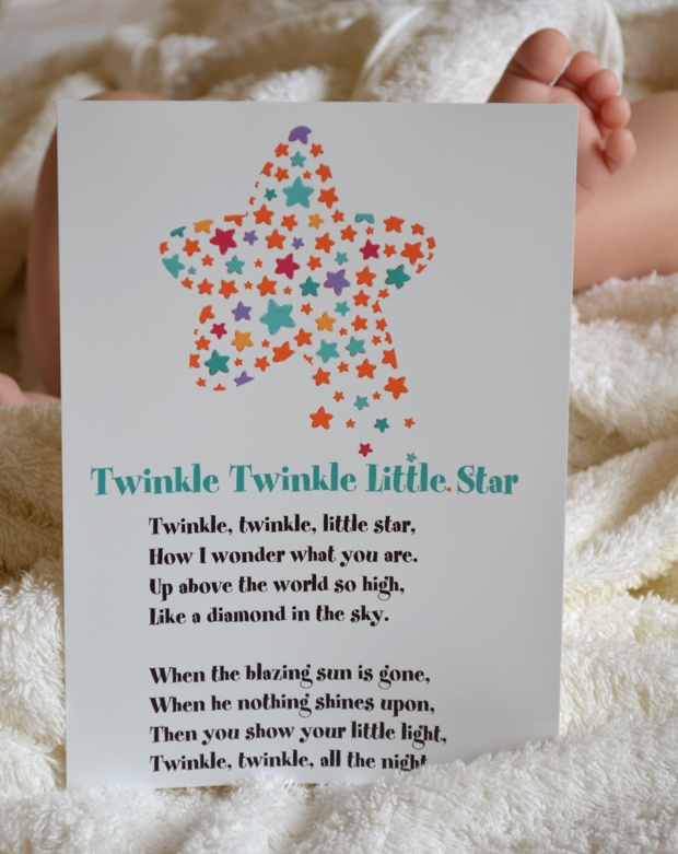 free printable camo baby shower invitations templates%0A Twinkle Twinkle Little Star Free Printable Card