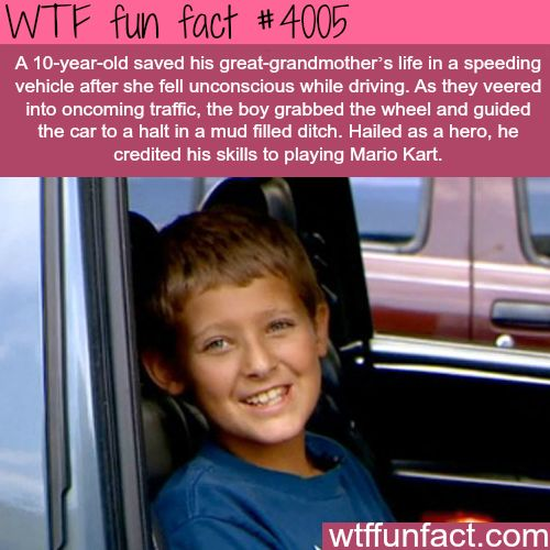 How video games saved these people's life - WTF fun facts