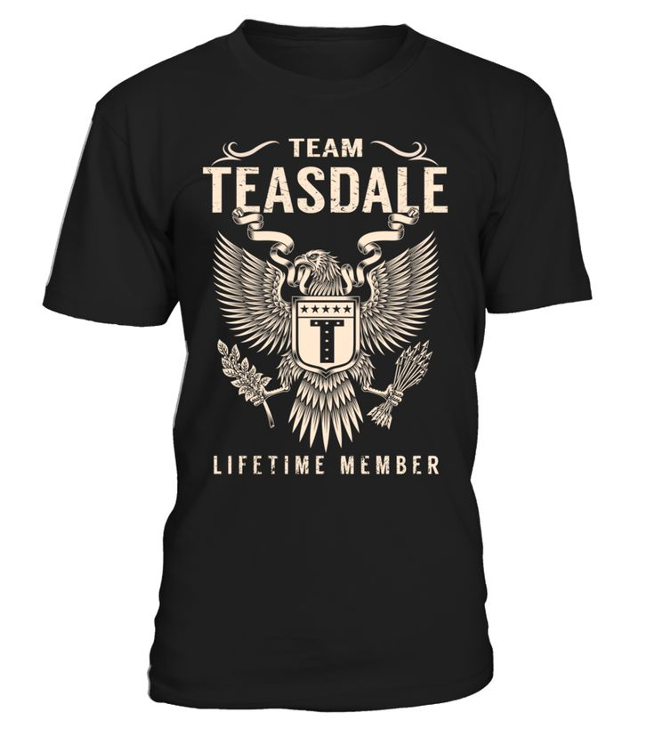 Team TEASDALE Lifetime Member
