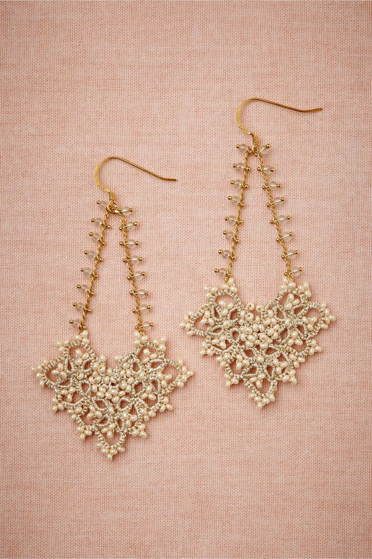 Margot Earrings in Shoes & Accessories Jewelry at BHLDN