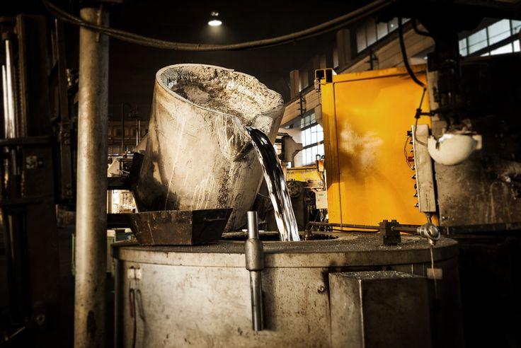 Odlewnia aluminium - Sitag