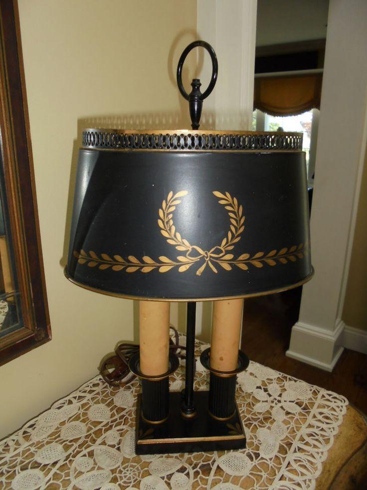 73 best bouillotte images on Pinterest | Buffet lamps ...