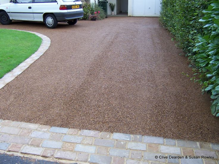 Red Granite Driveway : Best dg images on pinterest backyard ideas garden