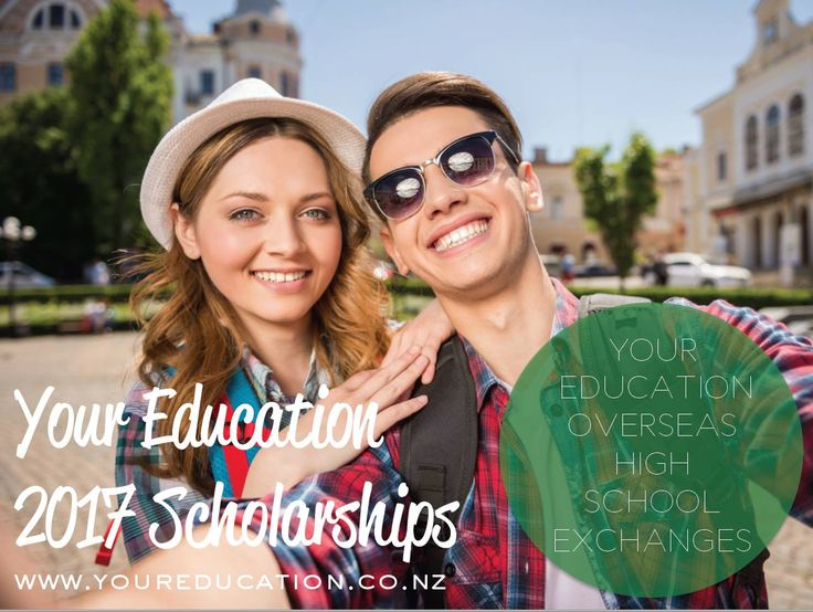 Are you considering a high school exchange overseas in 2017? Did you know that Your Education High School Exchanges is offering scholarships for our 2017 departures? If not, go have a look at our website for more information and the exciting destinations we are offering. Let us create a high school exchange for you!