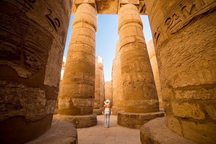 Croisière sur le Nil : Karnak & le Temple de Louxor - Eleusis Megara