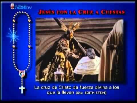 Recemos el Rosario-Martes y Viernes-(Misterios Dolorosos). completo - YouTube