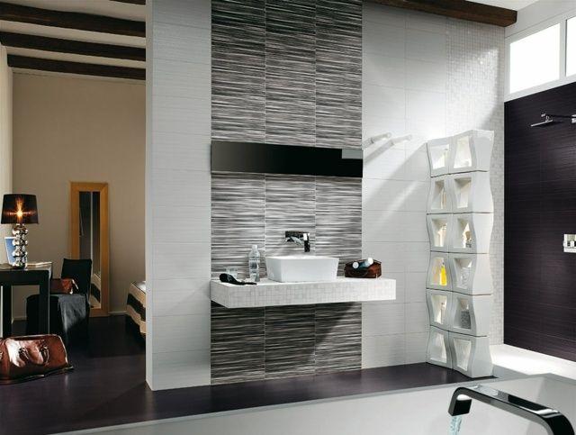 35 besten Bad Bilder auf Pinterest Badezimmer, Betoninnenräume - muster badezimmer