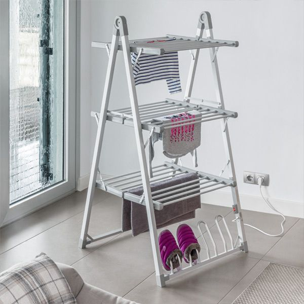 Thermic Dynamics D3535140 - Comfy Dryer Compak Heated Clothes Airer