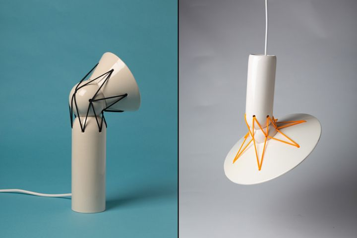 Elastic Lights by Marta Bordes » Retail Design Blog