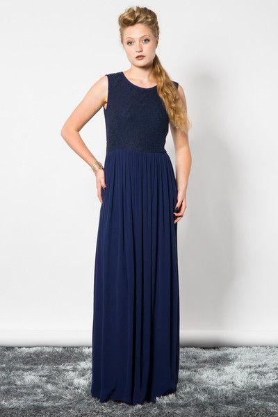 Symphony Dress - Maxi