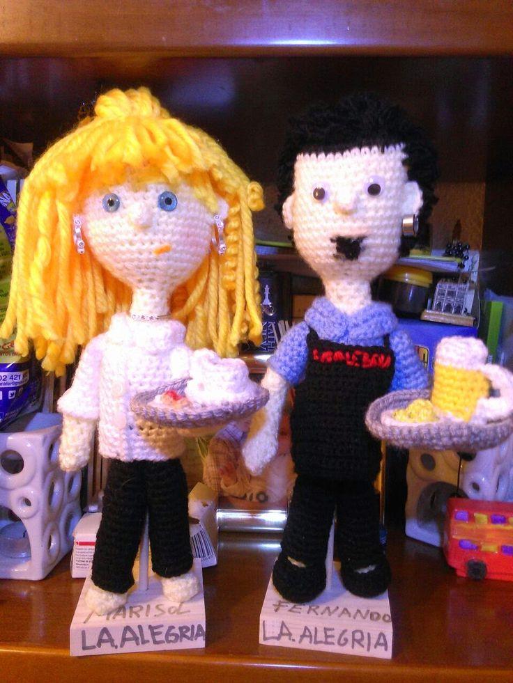 amigurumifashion: Realizo muñecos personalizados,mandame tu foto y t...