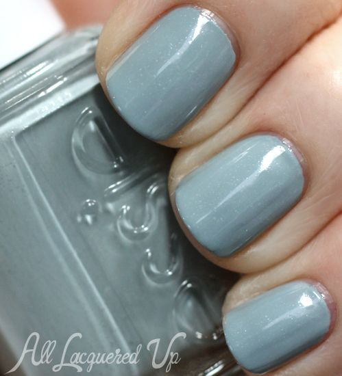 Essie Winter 2013 Shearling Darling Nail Polish Collection Swatches & Review; Essie Parka Perfect