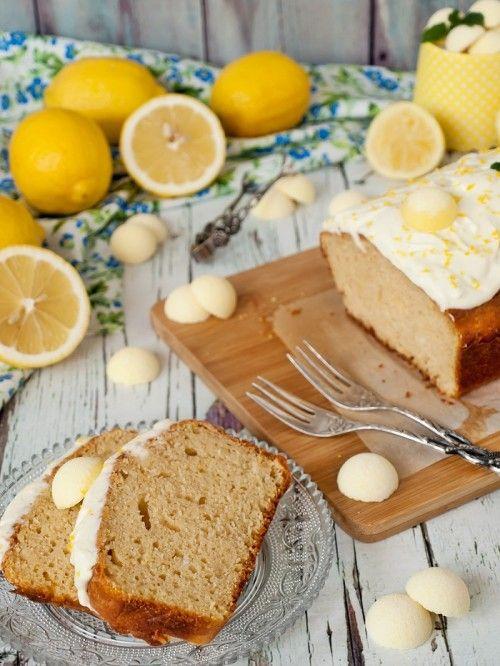 Citromos-joghurtos sütemény recept