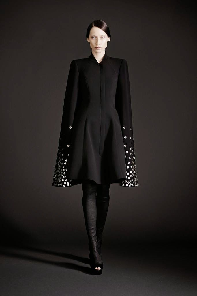 Seriously Ruined: Gareth Pugh | Spring 2015 Ready-to-Wear