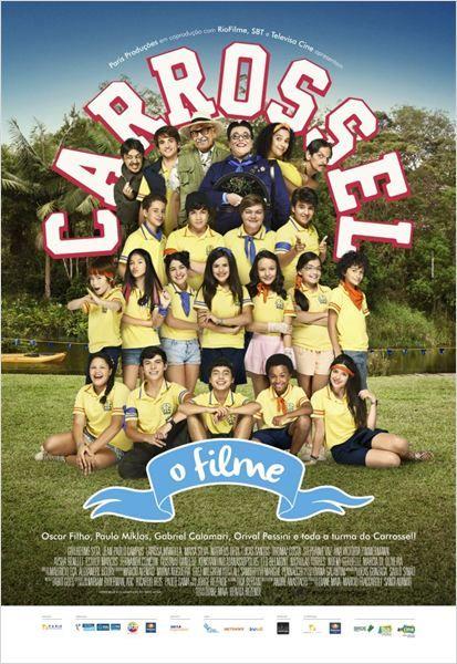 Baixar Carrossel – O Filme Em férias, os alunos da Escola Mundial viajampara o acampamento Panapaná, pertencente ao avô de Alícia.