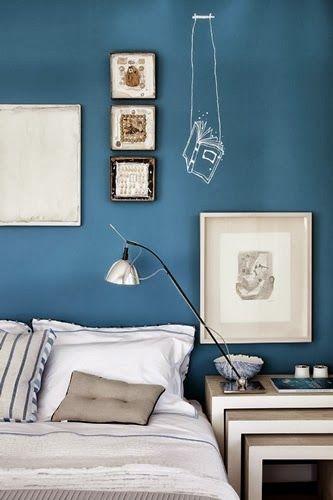 17 migliori idee su colori delle pareti della camera da - Colori consigliati per camere da letto ...