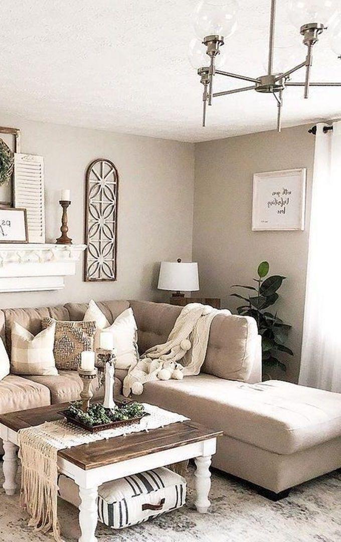 8 Incredible Farmhouse Living Room Makeover Decor Ideas 2020 In 2020 Farm House Living Room