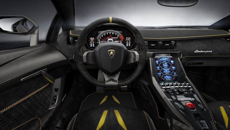 2017 Lamborghini Centenario LP 770-4