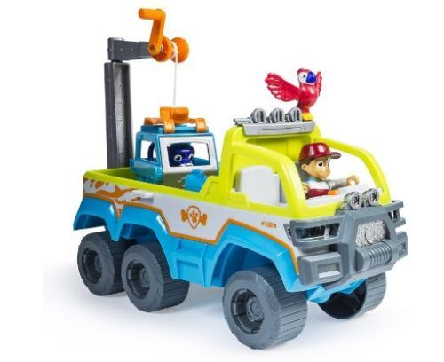 Paw-Patrol-Paw-Terrain-Jungle-Rescue-Vehicle-Action-Figure-Set-Lights-And-Sounds