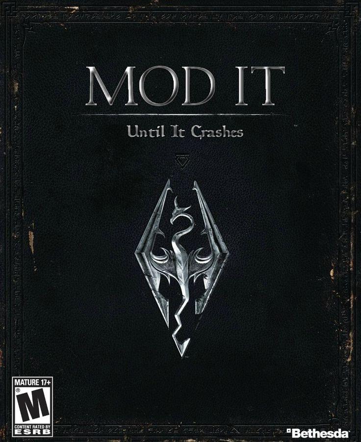 BWAH HA HA HA HAHAHAHAHAHA!!!! So funny  The Elder Scrolls V: Skyrim Mod Discussion and News [Creation Kit released] - Page 92 - NeoGAF