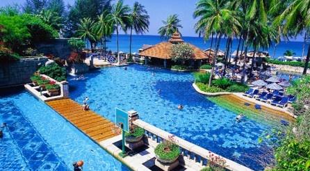 Phuket an island off the south west coast of Thailand