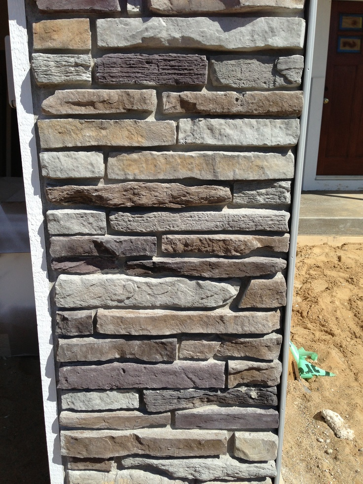 17 best images about brick and stone on pinterest for Brick stone siding
