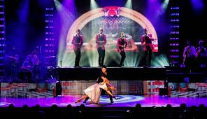Human Nature, Australia's top selling pop vocal group and Las Vegas headliners, effortlessly blends retro cool with contemporary sounds to bring you the ultimate Jukebox party under Las Vegas evetns and shows.