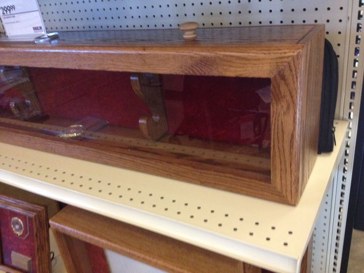 Nco Sword Display Case Woodworking Shadow Boxes