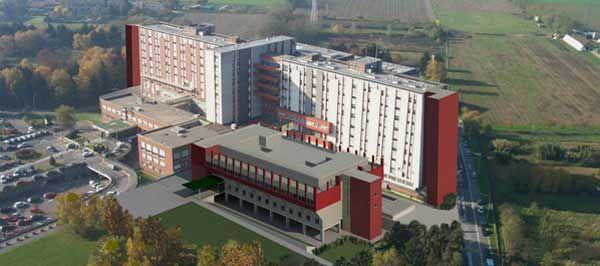 the city Hospital - Via Mazzini