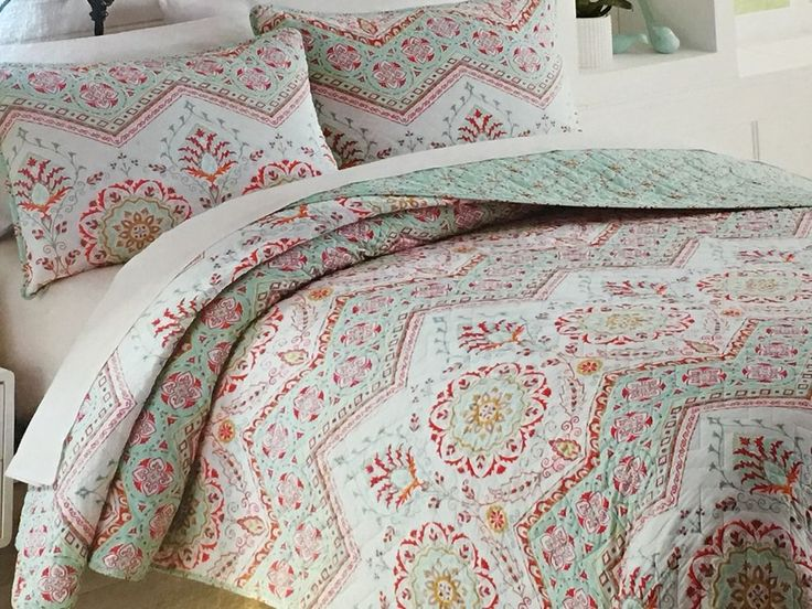 images medallion blue quilt pinterest set afghans aqua reversible vue boho xl sham cynthia lila best and bedding bed rowley sets linens twin on